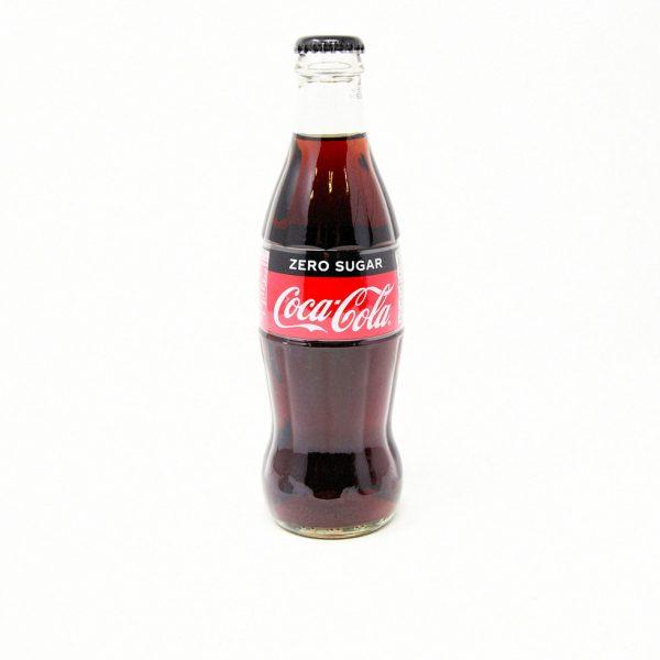 Coca-Cola-Zero-Glass