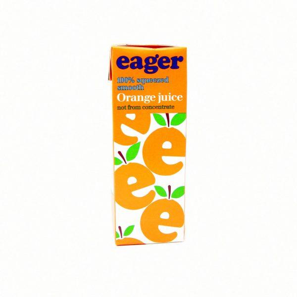 Eager-Orange Juice-1lt
