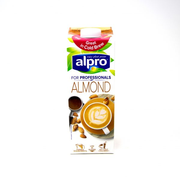 Alpro Soya-Almond-Professionals