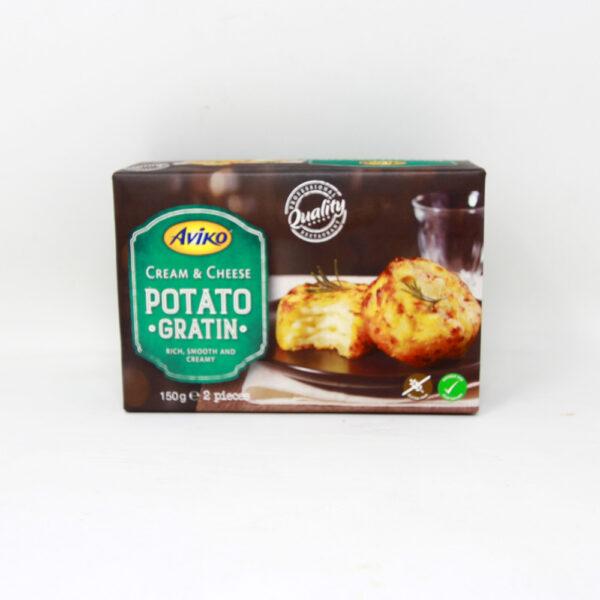 Aviko-Cream-Cheese-Potato-Gratin
