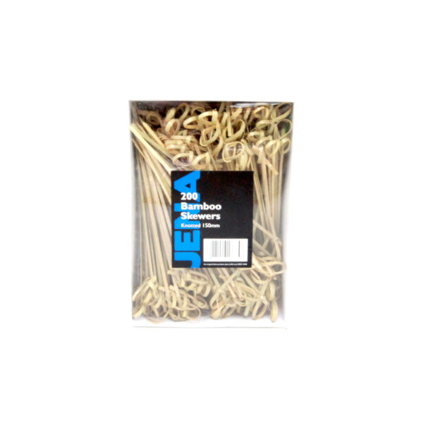 Bamboo-Skewers Knotted 200x150mm