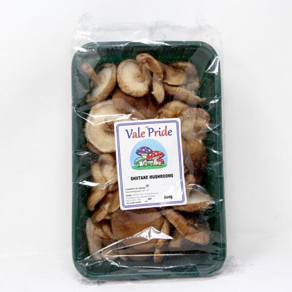 Shiltake-Mushrooms