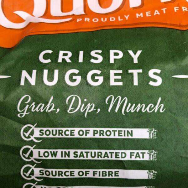 quorn-nuggets
